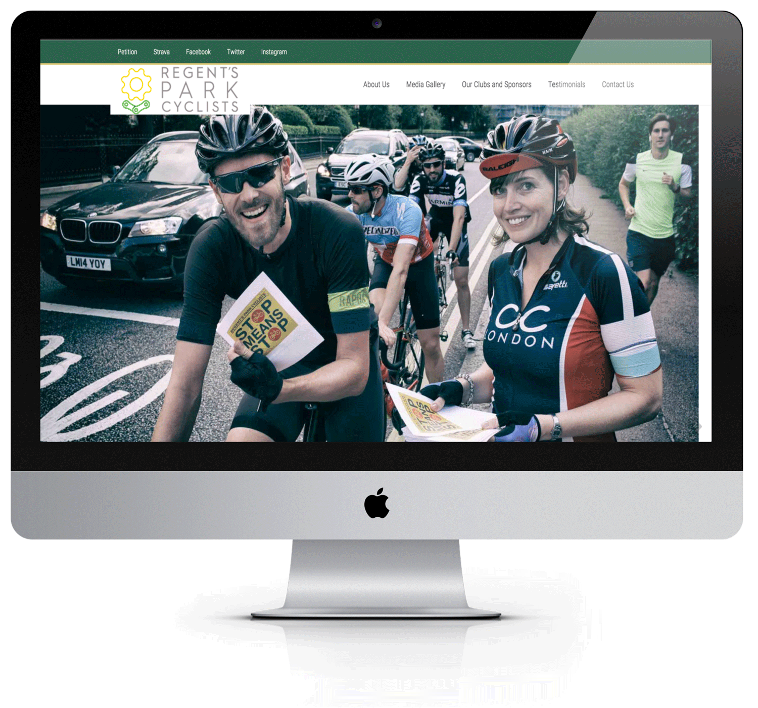 Kobestarr Digital Regent's-Park-Cyclists-iMac-MockUp-small